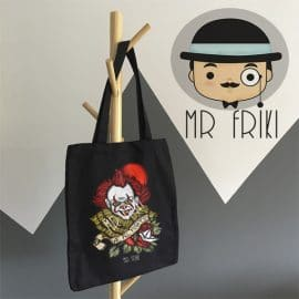 "Bolsa payaso it ""We all float"""
